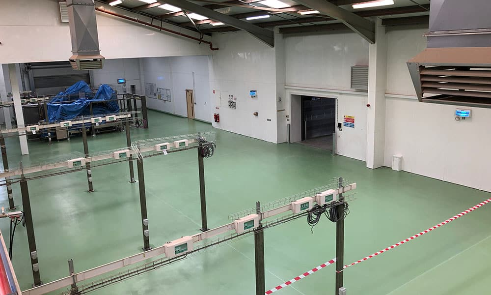 Warehouse & Factory Flooring - Commercial & Industrial Specialists - Surface Systems South West