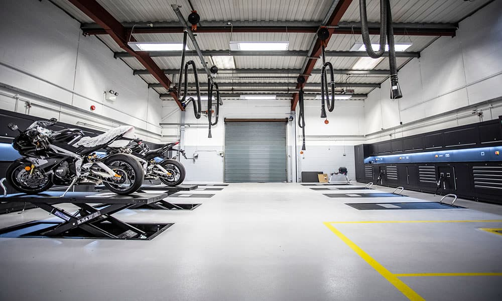 Garage Flooring - Commercial & Industrial Specialists - Surface Systems South West