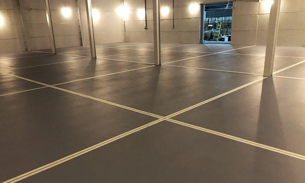 Warehouse Resin Flooring - Commercial & Industrial Specialists - Surface Systems South West