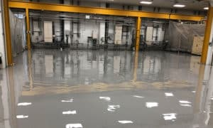 Pharmaceutical Warehouse & Distribution Centre Resin Flooring - Commercial & Industrial Specialists - Surface Systems South West